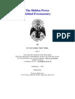 12951732 Freemasonry