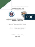 INFORME DE PRÁCTICAS  EN MICROBIOLOGIA-PEDRO QUINDE R