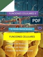 Funciones Celulares II (1)