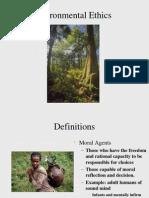 Environmental Ethics