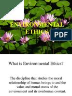Unit 2 Environmental Ethics