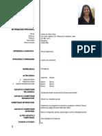Curriculum Vitae Nilva