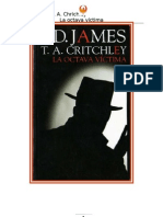 26944364 Suspense La Octava Victima p d James y t a Chrichley