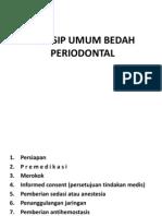 5. PRINSIP UMUM BEDAH PERIODONTAL.ppt