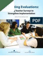 Evaluating Evaluation