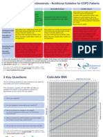 Nutritional Guidelines COPD