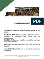 VI Domigo de Pascua (C).