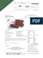 Receita de Barrinha crocante - Culinária - MdeMulher - Ed
