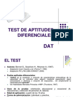Test de Aptitudes Diferenciales