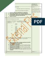 External Files in Programs