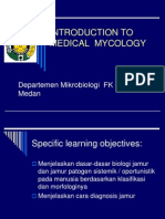Bbs2 Mb-k18-Introduction to Medical Mycology