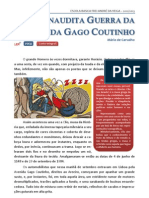 A Inaudita Guerra Da Avenida Gago Coutinho_Texto Integral
