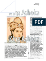 master king ashoka input