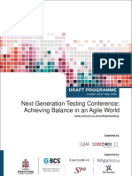 Next Generation Testing Conference