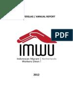Jaarverslag Imwu 2012 - Final