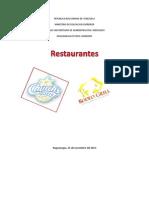 Informe Sobre Restaurantes-2
