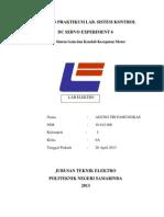 10612008_Laporan Job DC Servo Experiment 6