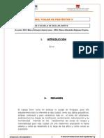 Monografia Escuela de Artes