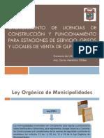 5 Otorgamiento de Licencias de Construccion y Funcionamiento en EESS, Grifos y Gasocentros de GLP.pdf