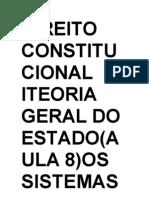 Direito Constitucional Iteoria Geral Do Estado
