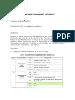 Informe Inspección General Sistemática