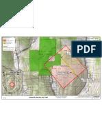 XTO Shaefer Unit 1H Spacing Unit Map