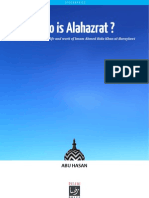 Who is Alahazrat [English]