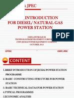 Power Plant of CNPCJPEC