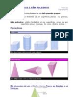 Ficha de Trabalho Solidos Geometricos