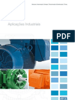 WEG Motores Aplicacoes Industriais 50009275 Catalogo Portugues Br