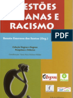 Questoes Urbanas e Racismo