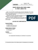 Fuente Regulada Para Ic 78xx