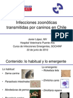 Zoonosis en Chile