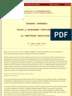 Dolor visceral, genital masculino, testiculos, epididimo, conducto deferente.pdf