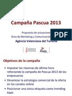 Campaña Pascuas 2013 Redes Sociales