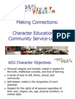 sl and character building