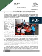 30/04/13 Germán Tenorio Vasconcelos ATIENDE SSO TRASTORNO DE DÉFICIT DE ATENCIÓN EN NIÑOS
