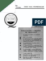 Evaluacion y Mejora Procesos IBM