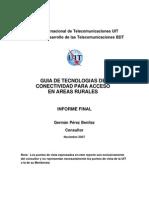 DUIT_Guia de Tecnologias de Conectividad Para Areas Rurales