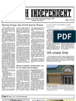 Faith Independent, May 1, 2013