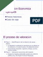Ejemplos Valoracion Economica