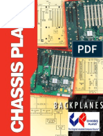 Passive and Active Backplane Brochure - Chassis Plans
