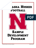Nebraska - Strength Development