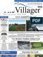 The Villager, April 2-8, 2009