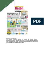 Especial Diario boliviano La Razón. Día del mar 2009