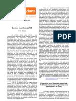 Newsletter Federación Barcelona C's 2008.03.17