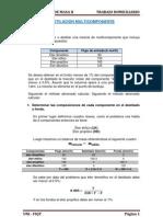 DESTILACIÓN MULTICOMPONENTE (practica califica Nº1)