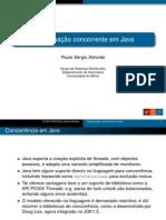 Concorrencia Java