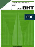 Olympus Bh 2 Bht Manual