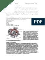 Motor Eléctrico y partes de un motor